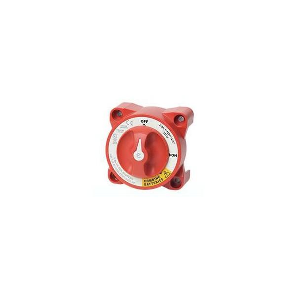 Coupleur et isolateur de batteries (350 Amp) Comptoir Nautique