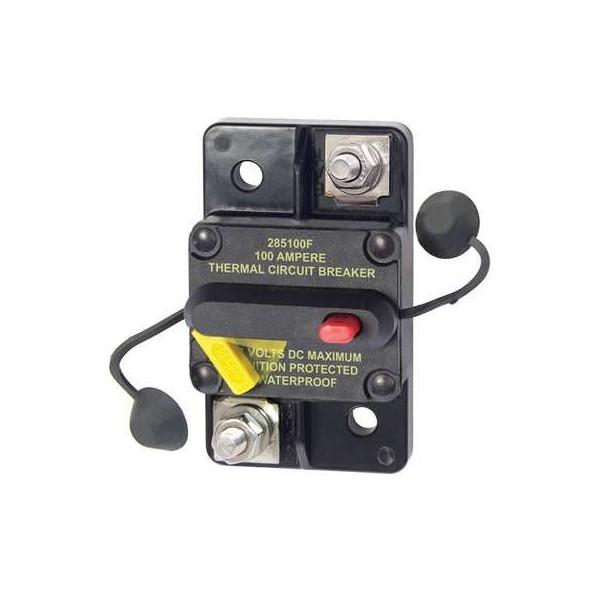 Disjoncteur thermique tableau SERIES 285 - 100A Comptoir Nautique