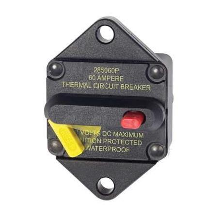 Disjoncteur thermique encastrable SERIES 285 - 60A