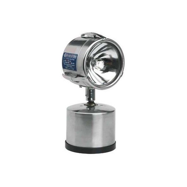 Projecteur de recherche motorisé 180mm 24v 170w Comptoir Nautique