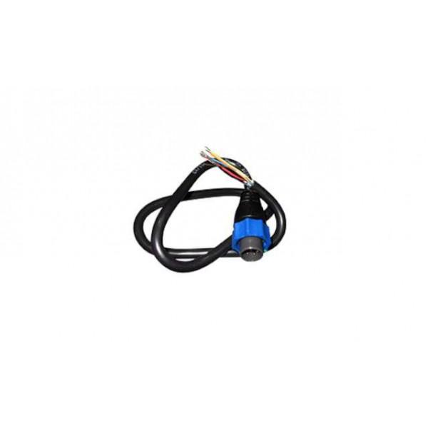 Câble adaptateur Lowrance pour sondes Generic 1kW Comptoir Nautique
