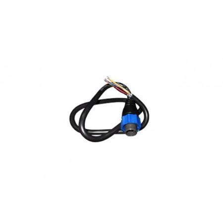 Câble adaptateur Lowrance pour sondes Generic 1kW
