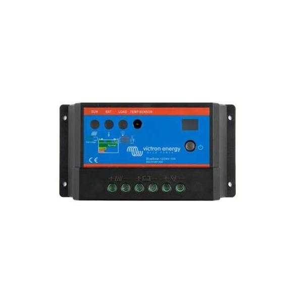 Regulateur BlueSolar PWM-Light 12/24V-10A Comptoir Nautique