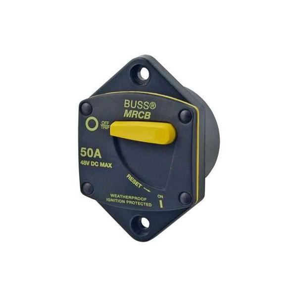 Disjoncteur thermique encastrable SERIES 187 - 120A Comptoir Nautique