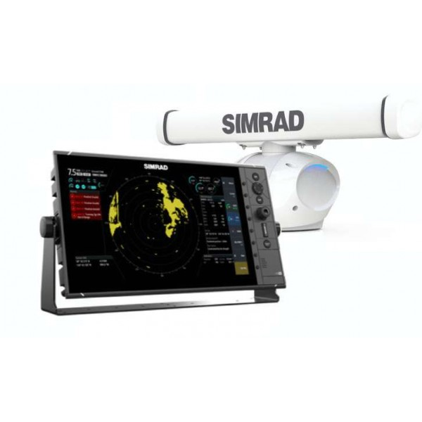 Pack radar R3016 + Antenne Halo-4 Pulse Comptoir Nautique