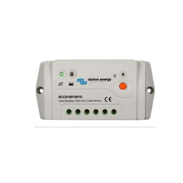 Regulateur BlueSolar PWM-Pro 12/24V-10A Comptoir Nautique
