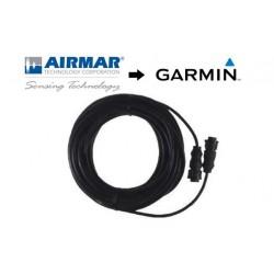 Prise pour sonde Generic Airmar 1KW (Garmin 8 plôts)