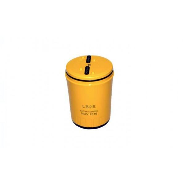 Piles Lithium à usage unique de rechange pour E100/E100G Comptoir Nautique