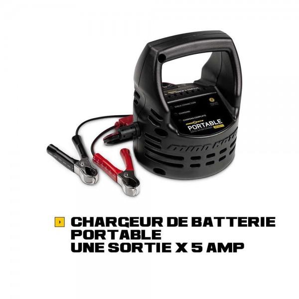 Chargeurs de batteries portables Comptoir Nautique