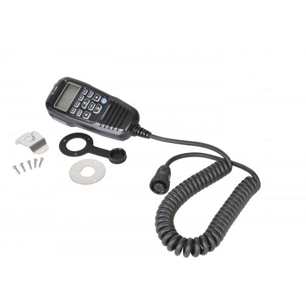 Microphone Noir HM-229B Comptoir Nautique