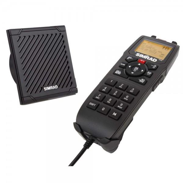 Combiné et haut-parleur déporté HS90 Comptoir Nautique