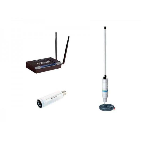 Antenne Wifi avec routeur Comptoir Nautique
