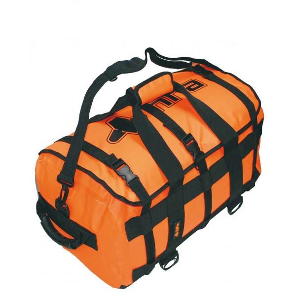 Dry Duffle 50 HD Zip Orange Comptoir Nautique