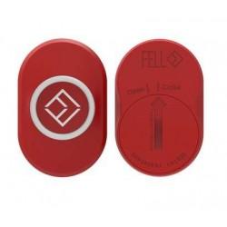 Capsule xFOB MOB+ rouge