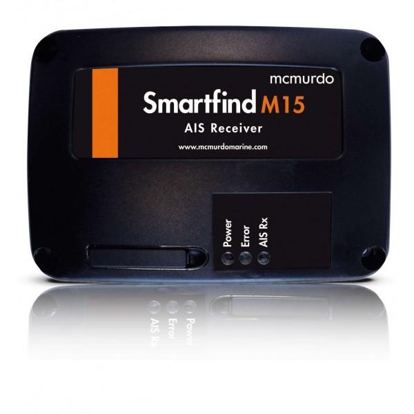 Récepteur AIS Smartfind M15 Comptoir Nautique