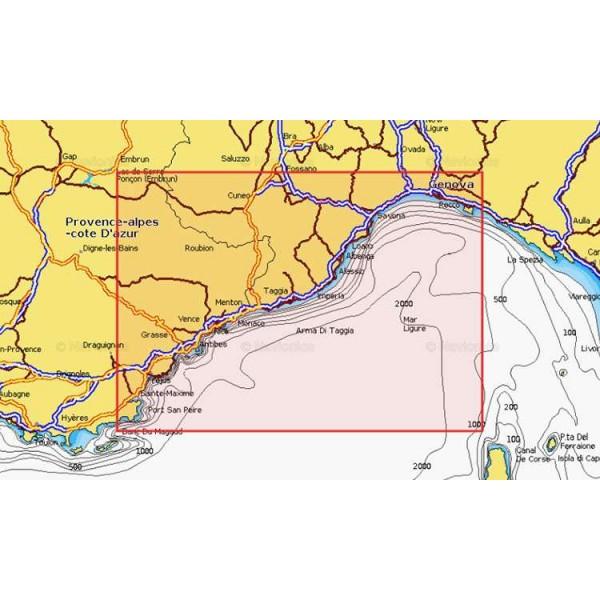 Cartographie Navionics + Small 535 Comptoir Nautique