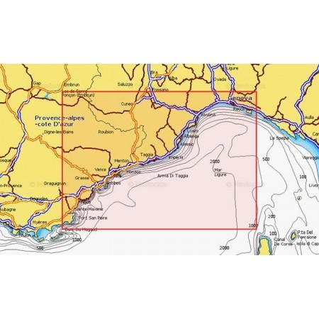 Cartographie Navionics + Small 535
