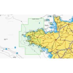 Cartographie Navionics + Small 555