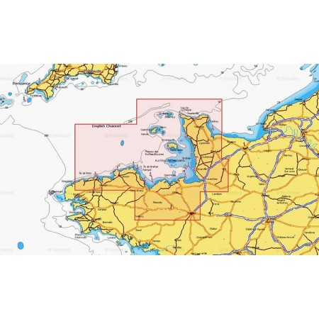 Cartographie Navionics + Small 556