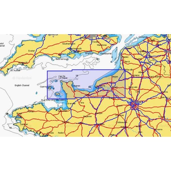 Cartographie Navionics + Small 557 Comptoir Nautique