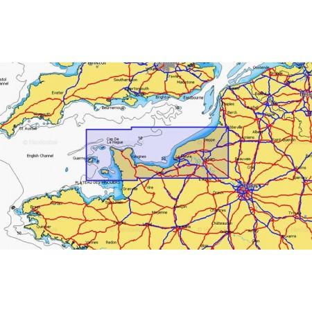 Cartographie Navionics + Small 557