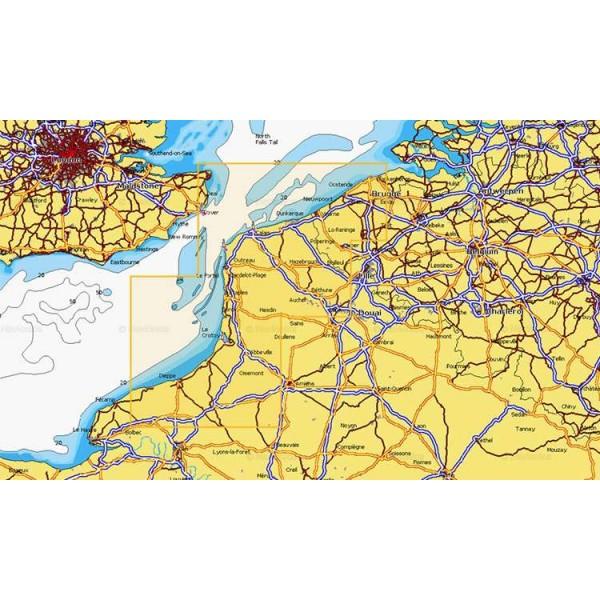 Cartographie Navionics + Small 558 Comptoir Nautique