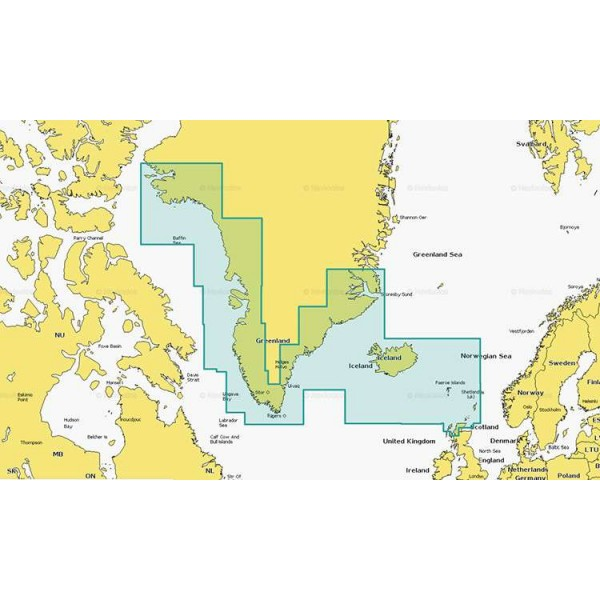 Cartographie Navionics + XL9 20XG Comptoir Nautique