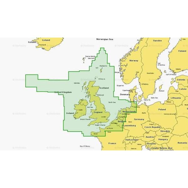 Cartographie Navionics + XL9 28XG Comptoir Nautique