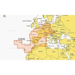 Cartographie Navionics + XL9 46XG