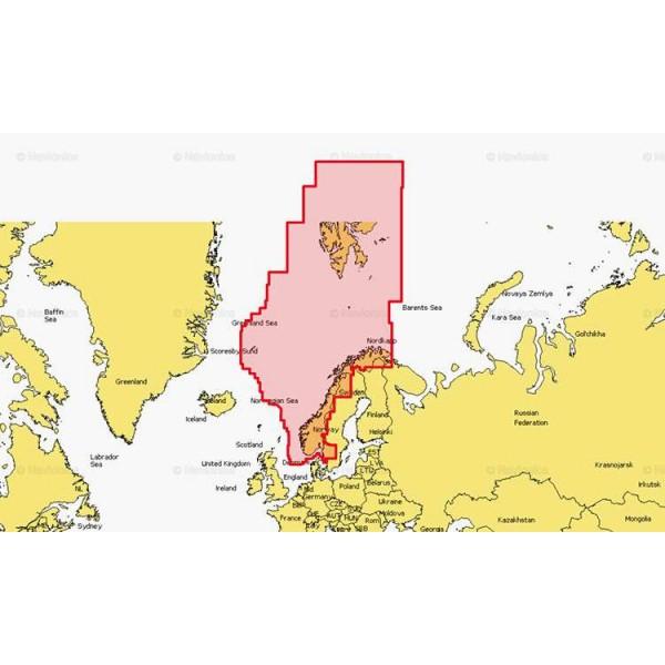 Cartographie Navionics + XL9 49XG Comptoir Nautique