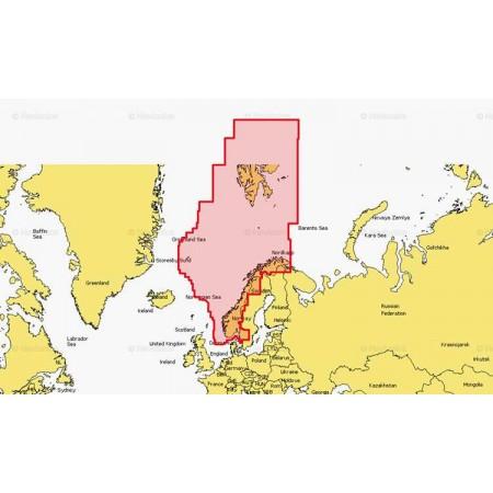 Cartographie Navionics + XL9 49XG