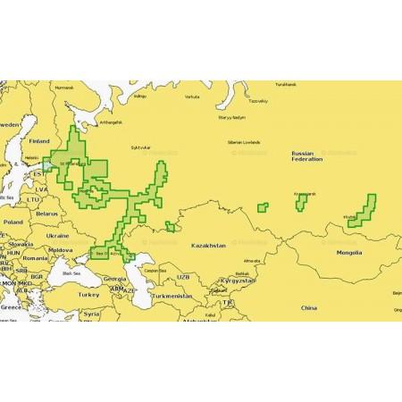 Cartographie Navionics + XL9 52XG