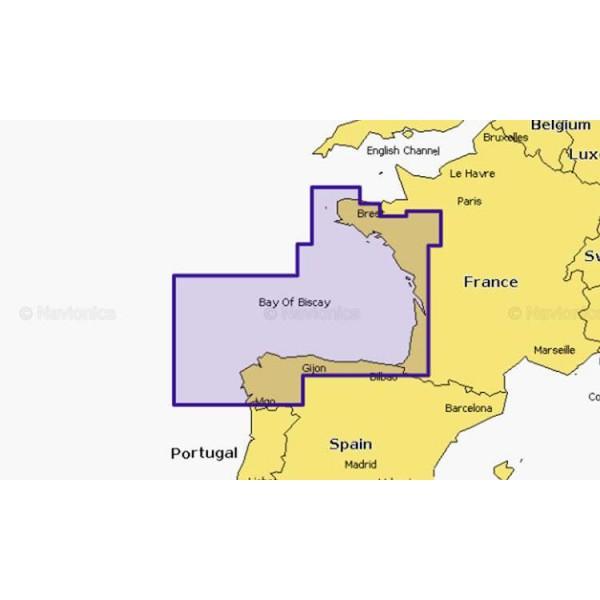 Cartographie Platinum+ XL 5P158 Comptoir Nautique