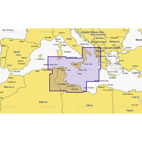 Cartographie Platinum+ XL 5P272 Comptoir Nautique