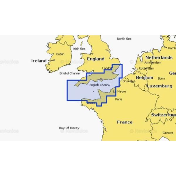 Cartographie Platinum+ XL 5P392 Comptoir Nautique