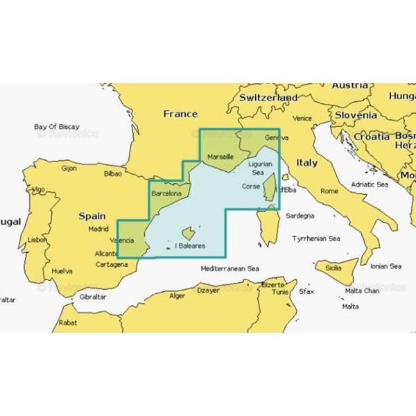 Cartographie Platinum+ XL 5P274 Comptoir Nautique