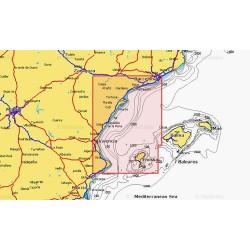 Cartographie Navionics + Small 543