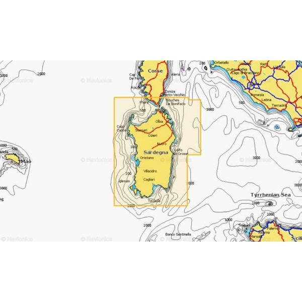 Cartographie Navionics + Small 537 Comptoir Nautique