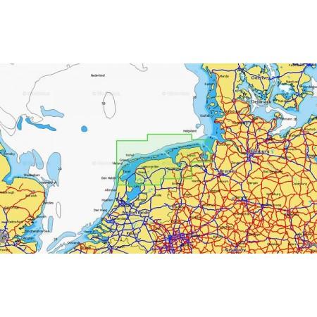 Cartographie Navionics + Small 579
