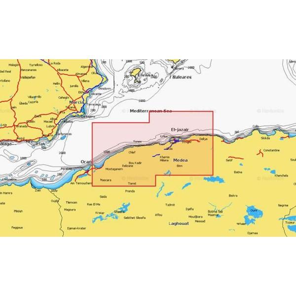 Cartographie Navionics + Small 197 Comptoir Nautique