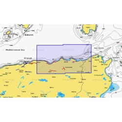 Cartographie Navionics + Small 199