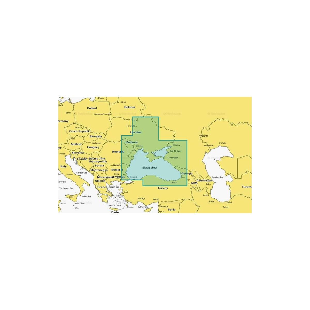 Cartographie Platinum+ XL 5P253
