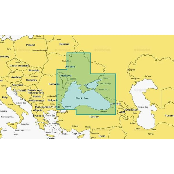 Cartographie Platinum+ XL 5P253 Comptoir Nautique