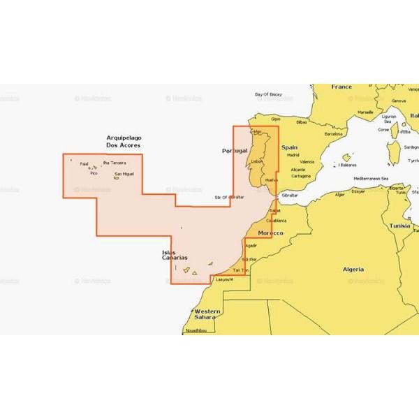 Cartographie Platinum+ XL 5P159 Comptoir Nautique
