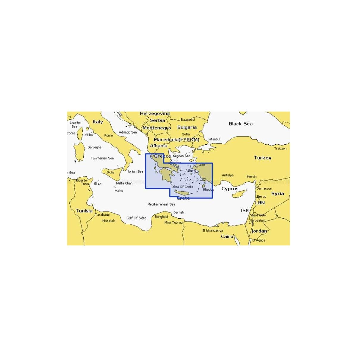 Cartographie Platinum+ XL 5P270