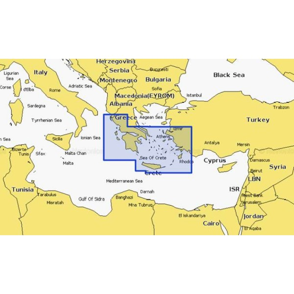 Cartographie Platinum+ XL 5P270 Comptoir Nautique