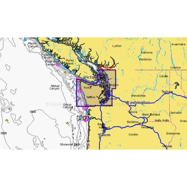 Cartographie Platinum+ XL 5P638P+ Comptoir Nautique