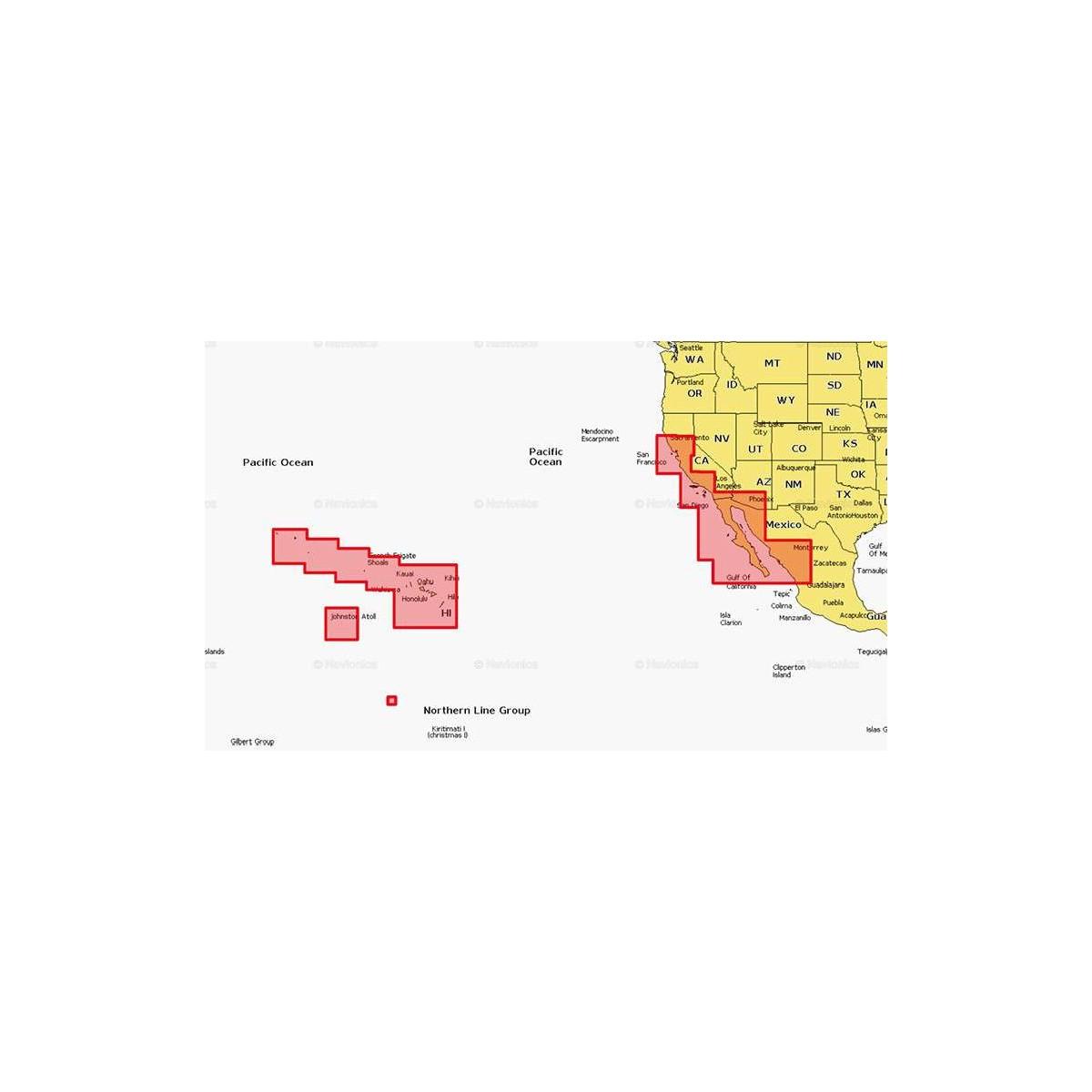 Cartographie Platinum+ XL 5P644P+