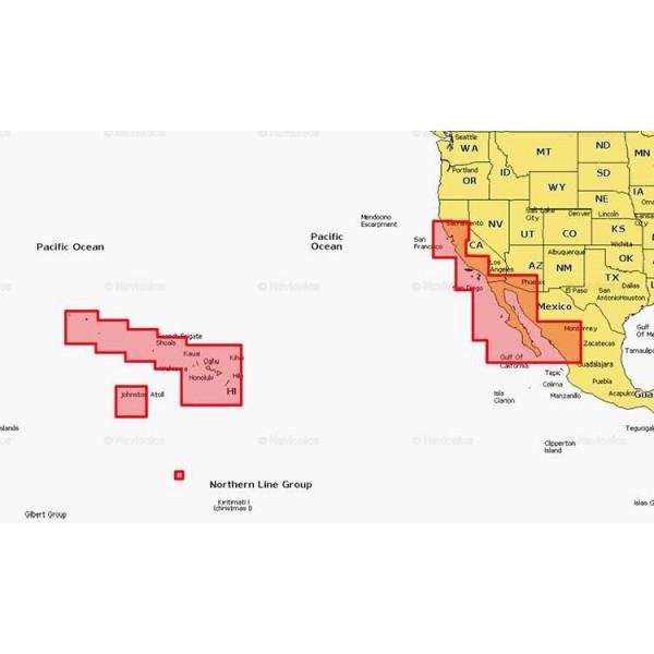 Cartographie Platinum+ XL 5P644P+ Comptoir Nautique
