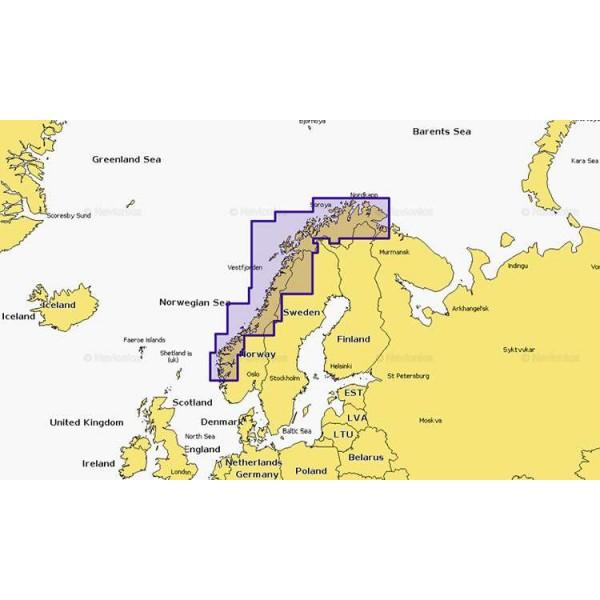 Cartographie Platinum+ XL3 11P+ Comptoir Nautique